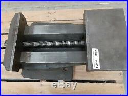 12 Jaw 13 Opening Heavy Duty Swivel Base Milling Drill Press Machine Vise