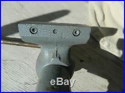 1940's Wilton 940 WE Machinist Bullet Bench Vise Swivel Base 4 Machinist
