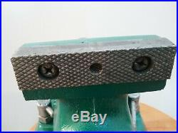 1956 WILTON bullet bench vise 9400 HD model with Swivel Base Restored