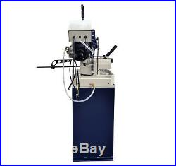 1 PHASE Cold Saw 11 Blade Metal Cutting Circular Swivel Base Vise Cut Ferrous