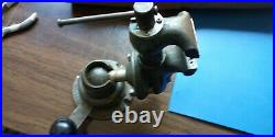 2 Wilton Baby Bullet Vise with Powrarm Junior and Swivel Base Great condition