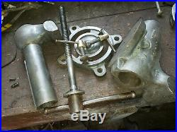 3-1/2 Wilton Vise with Swivel Base Machinist Bullet Vice 835 Chicago 3.5 350S