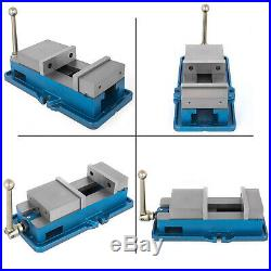 3-6'' Bench Clamp Lock Vise with/without 360 Swivel Base Milling Machine