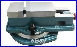 3 Heavy Duty Precision Super Swivel Base Milling Machine Vise, #FA20-4203