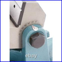 4 Angle Drill Press Vise With Swivel Base (3901-1735)