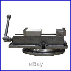 4 INCH GROUND MILLING VISE WithSWIVEL BASE. FREE SHIPPING