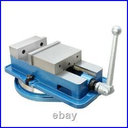 4 Precision Accu-Lock VISE Milling Machine with Swivel Base