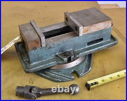 4 Precision Milling Vise withSwivel Base (CTAM #6389)
