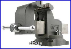 4 Standard Duty Combination Bench Vise with Swivel Base WILTON WS4