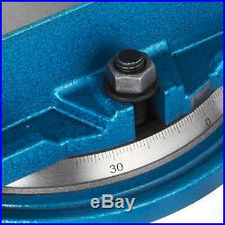 6 Milling Machine Lockdown Vise Swivel Base Lock Vise Hardened Metal Milling