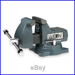 6 Standard Duty Mechanics Combination Vise with Swivel Base WILTON 746
