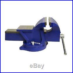 8 (200mm) Heavy Duty Bench Swivel Base Vice Vise Clamp Workbench Engineer