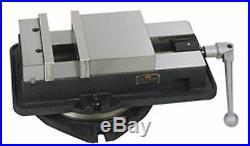 8 Angle Lock Milling Machine Vise with Swivel Base