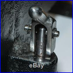 Antique/Vintage PRENTISS Swivel Base/Swivel Vise No 19 3.5 Inch Jaws 3 3/8