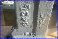 Athol 643 1/2 Svivel Jaw Swivel Base Machinists Vise Athol M&F CO