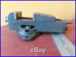 Atlas Mill Milling Machine Vise Swivel Base Excellent to New condition