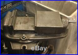 BRIDGEPORT 6 MILLING MACHINE VISE with SWIVEL BASE Mill Or Drill Press Vise
