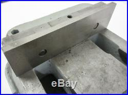 BROWN & SHARPE 7 Milling Vise 4-1/2 Capacity with Swivel Base USA