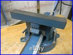 Bessey Industrial Bench Vise with Swivel Base 8 Jaw Width 10 Opening BV-DF8SB
