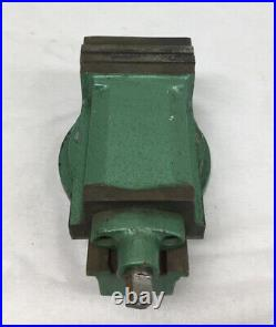 Bridgeport Milling Vise Milling Machine with Swivel Base #10500