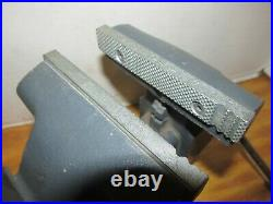 CRAFTSMAN 4 Reversible Jaws Swivel Base Bench Vise 51854 with Anvil Nice! LQQK