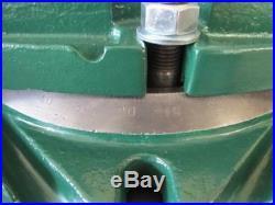 Chicago Tool & Eng. Palmgren 60-3077 Machinist Swivel Base Milling Vise Vice 6