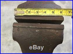 Columbian Cleveland No. 406 Swivel Base Swivel Jaw Bench Vise, 6 Jaws