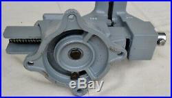 Craftsman 5 1/2 Bench Vise Swivel Base Model 51871 Made in USA