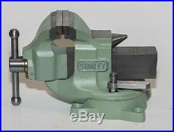 Custom Swivel base STANLEY SWEETHEART 1-15/16 jaw VISE