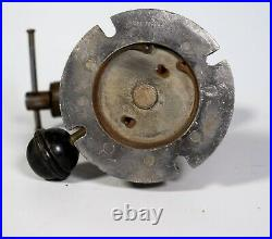 Early (3-51) Wilton 2 Baby Bullet Vise Swivel Base, Nice, Unrestored