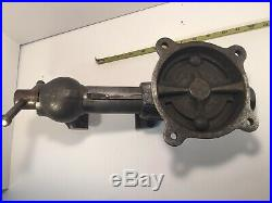 Early Wilton No. 3 3 Patent Pending CHICAGO Baby Bullet Swivel Base Vise! 3-945