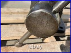 Excellent Craftsman 5196 Swivel Base Bench Vise 4 Jaws, Rare Collectible Vise
