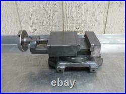 IDBUIA 6632 69994 Vise 4 Jaws Machinist Milling Machine Drill Press Swivel Base