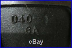 KURT 4 VISE Model D40 withSWIVEL BASE