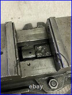 Kurt D30 3 Milling Machine Vise With Swivel Base Gunsmith Vise Small Work Holding