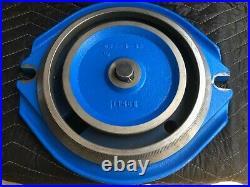 Kurt D60-4 Cast Iron Swivel Base for 6 Vises, Lightly Used, Made in USA