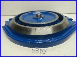Kurt D60-4-SA Swivel Base for D60,675&688 Vises (USED IN EXCELLENT CONDITION)