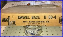 Kurt Swivel Base