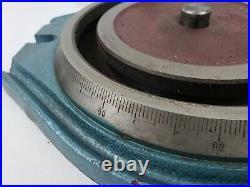 Kurt vise swivel base slot cnc rotary table milling machine grinder wilton mill