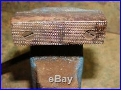 LS Starrett Co. 923 Athol 3 Machinist Work Bench Vise withSwivel Base