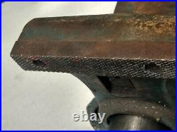 Large Wilton Bench vise 6 Jaws With Swivel Base Model 1760 (Snap On) Bullet