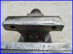 Large Wilton Snap on Tools bullet Bench vise 6 Jaws With Swivel Base Model 1760