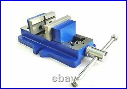 Lathe Vertical Milling Slide Swivel Base 4 X 5 With 2 Self Centering Vice