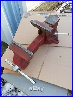 Mac Tools 5-1/2 Swivel Base Bench Vise made in USA