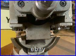 Multi Axis Swivel Base Vise Mill Milling Machine 6x6