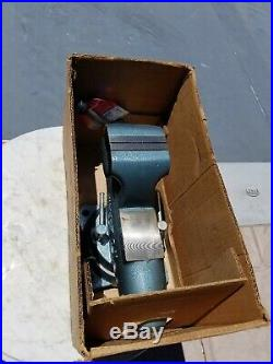 NEW OLD STOCK Wilton Bullet Machinist Vise 4.5'' jaws withSwivel Base NEW in box