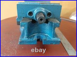 NEW PHASE 2 Precision Milling Drilling Machine Vice Swivel Base