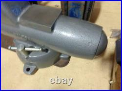 New Wilton C3 Swivel Base Combination Pipe And Bench Vise 6 Jaw Width Fsr