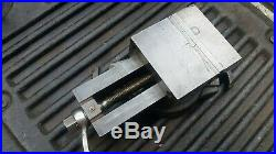 Nice Vintage 4'' South Bend DPV 103 Drill Press Vise With Swivel Base Mill Shaper