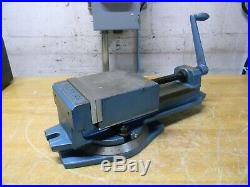 Palmgren Accu-Lock Precision Machine Vise 6 Jaw Width Swivel Base QM16